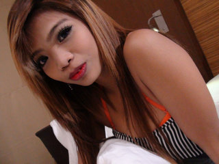 Asian barmaid Tik gives herself to..