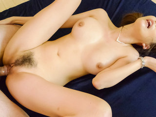 Akari Asagiri has both her holes..