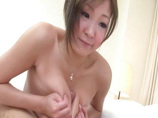 Teen model Hiyoko Morinaga has her..