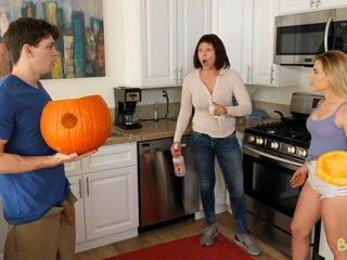 Pumpkin Screw